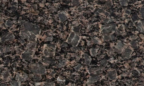 Granit Brown Pearl 30 mm pol